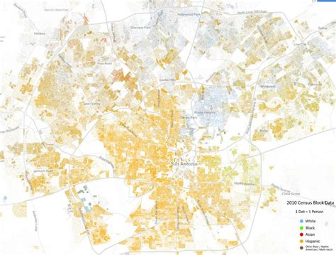 houston diversity map stunning diversity map shows san antonio s racial divide