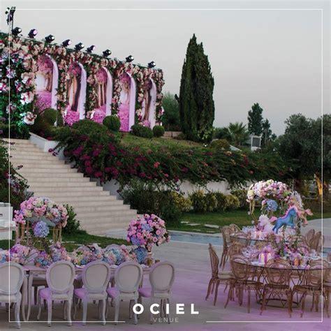 The Best Wedding Venues in Lebanon   Arabia Weddings