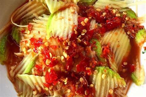 Abon Pindang Pedas Khas Bali 10 makanan lezat khas bali unik