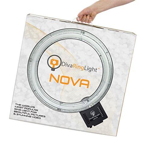 diva ring light supernova diva ring light nova 18 quot ring light buy online in ksa