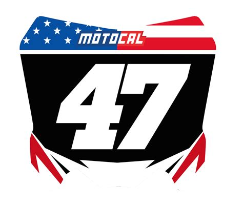 Decal Aufkleber by Motocal Motor Racing Decals
