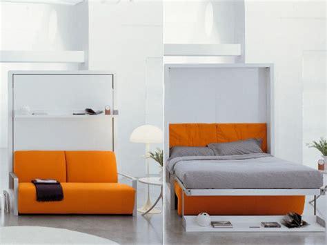 canapé lit pour studio 1 lit invisible