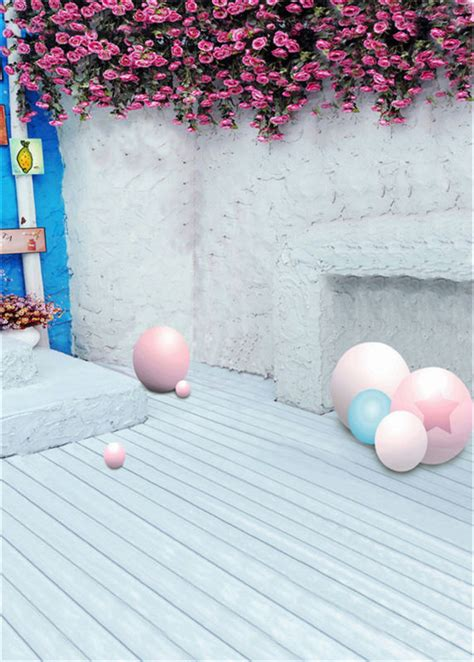 children photography backdrops balloons photography backdrops children wooden floor photo