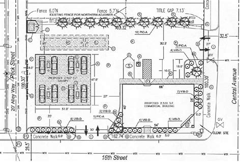 gas station floor plans previously rejected siteplan for the gas station proposed