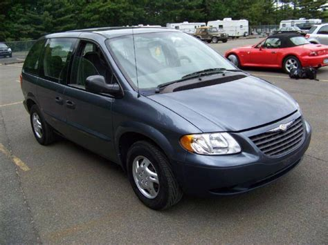 how cars run 2003 chrysler voyager electronic valve timing 2003 chrysler voyager pictures 2400cc gasoline ff automatic for sale