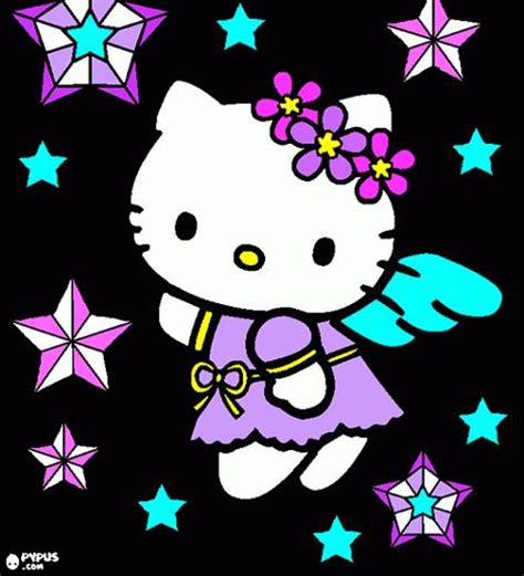 Angel Home Decor by Pin Hello Kitty Angel On Pinterest