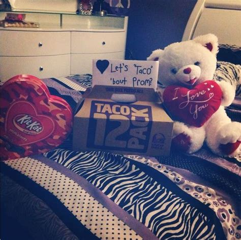 prom proposals for guys taco bell promposal prom creative ways to ask answer
