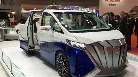 Toyota Alphard 2020 by 2020 Toyota Alphard