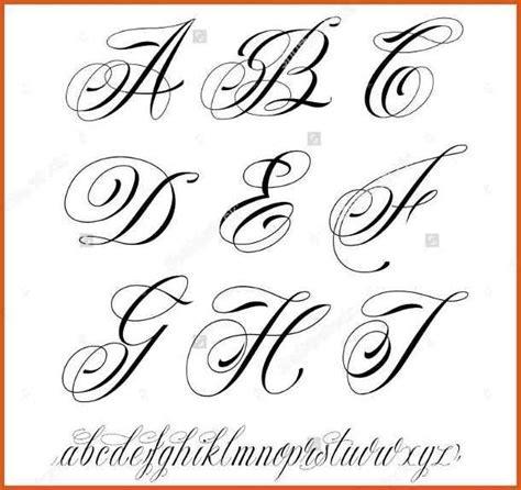fancy cursive letters letters free sample letters