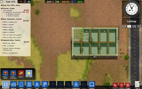 rather be playing prison architect a most uncomfortable game playing prison architect