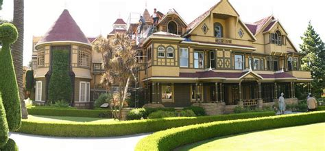 the secret house of the winchester mystery house stay at home mum