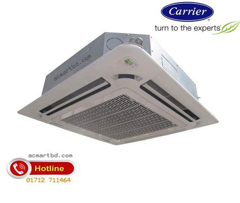 Air Conditioner Curtain Carrier 3 Ton Cassette Type 36cst072 Air Conditioner