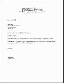 Request Payment Delay Letter Sle Business Letter November 2015