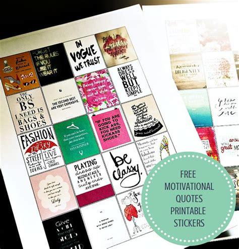 printable planner quotes 16 free planner printables