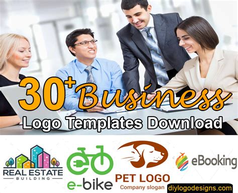 30 creative business logo templates download