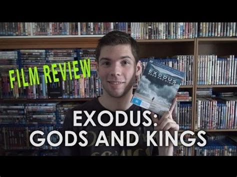 film exodus gods and kings film review exodus gods and kings 3d blu ray youtube