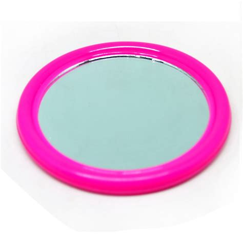 Kaca Acrylic one side plastic mirror kaca pink jakartanotebook