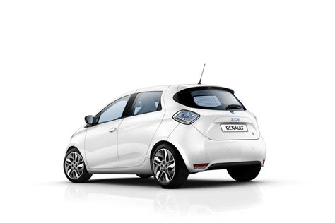 renault zoe electric renault zoe electric hatch revealed in geneva specs are