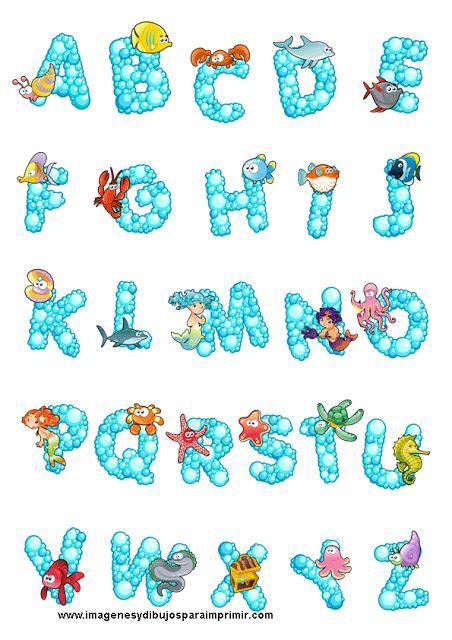 imagenes bonitos sin letras letras con dibujos para imprimir decoracion pinterest