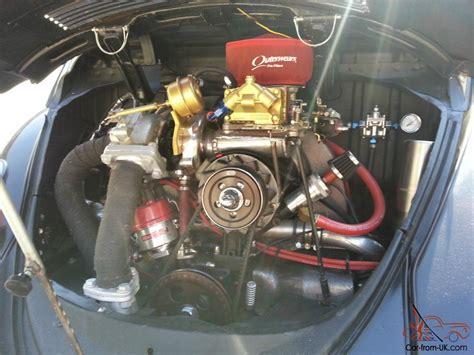 vw beetle  turbo engine