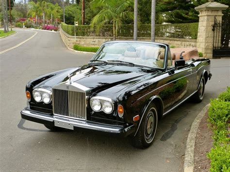 rolls royce vintage convertible all classic cars nz 1993 rolls royce corniche convertible iv