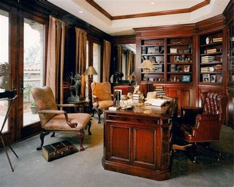 old fashioned office desk beautiful old fashioned library and home office design