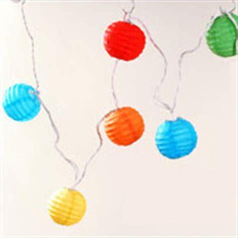 paper string lights decorative string lights light decorating ideas
