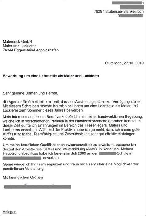 Bewerbung Auf Wohnung Oktober 171 2010 171 Opti Maler Partner Malerdeck