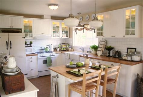 Small White Kitchen Island 10 Small Kitchen Island Design Ideas Practical Furniture