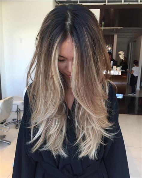 Haar Looks by Balayage Selber Machen Und 54 Trend Looks Frisurentrends