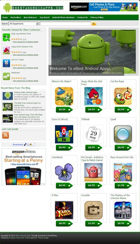 cool app websites cool free and paid android apps gt gt best android apps
