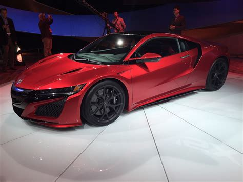 hybrid sports cars honda nsx 2016 acura s hybrid sports car at detroit