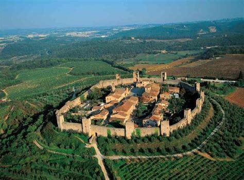 the story of siena and san gimignano classic reprint books monteriggioni in siena san gimignano chianti tour foto