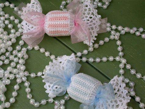 recuerdos de baby shower de ni o dulces recuerdos para baby shower tejidos