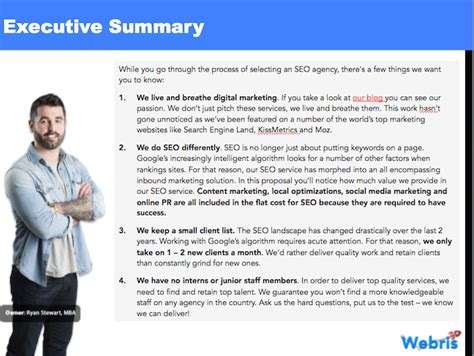 executive summary template powerpoint pics for gt executive summary template powerpoint
