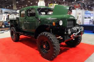 legacy power wagon conversion sema 2012 photo gallery autoblog