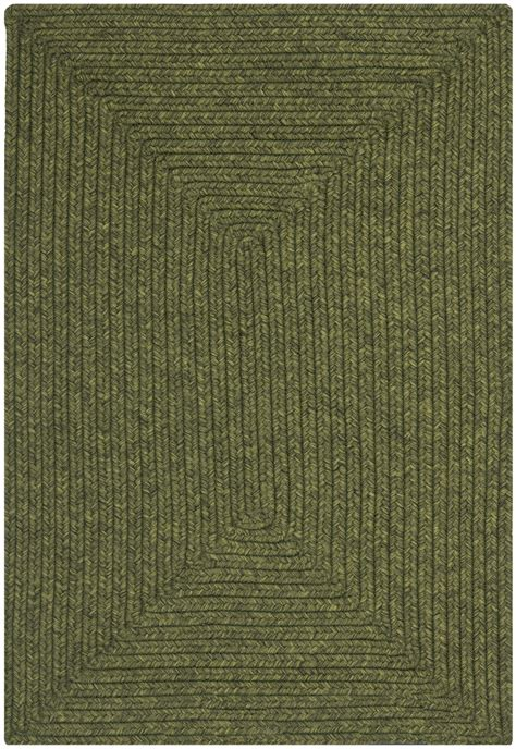 reversible rug safavieh reversible braided green area rug brd315a ebay