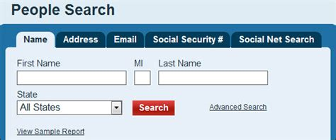 Peopl Finder How To Search By Social Security Number Ssn