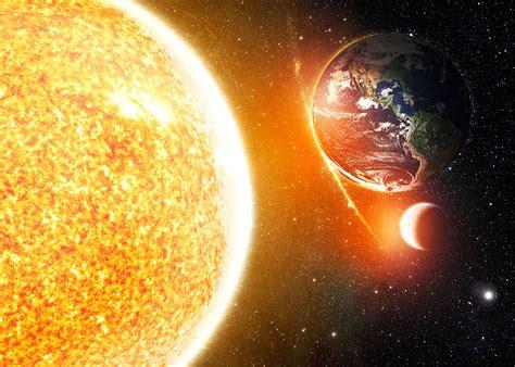 le du soleil voici comment le soleil va engloutir la terre daily