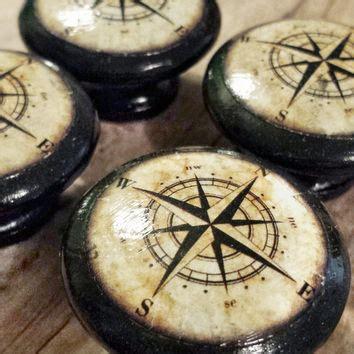 Nautical Drawer Knobs Handmade Nautical Birch Wood Knob Drawer From