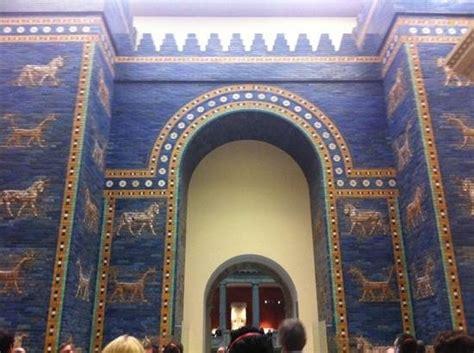 le porte di babilonia of babilonia picture of pergamon museum berlin