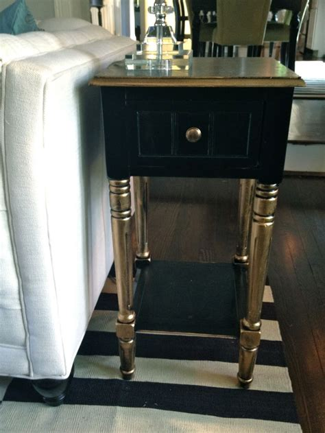 spray paint chairs black south shore decorating 19 table makeovers with