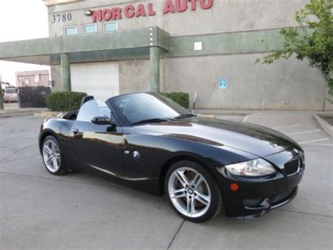 airbag deployment 2007 bmw z4 m engine control buy used 2007 bmw z4m z4 m power convertible damaged wrecked rebuildable salvage 07 rare in