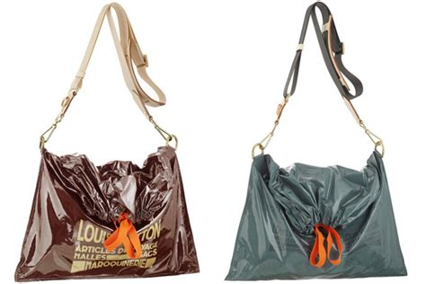 louis vuitton trash bags garbage is soooo right now the luxury spot