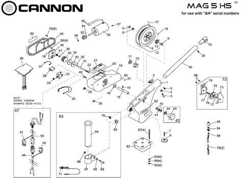 cannon mag 10 wiring diagram wiring diagram