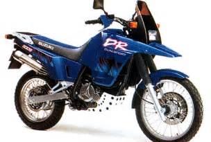 Suzuki Dr800s Suzuki Models 1995 Page 1