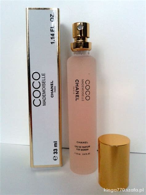 perfumy coco chanel mademoiselle 33 ml w perfumy szafa pl