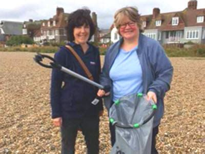 Brits Conservators Clean House by Home Marine Conservation Society