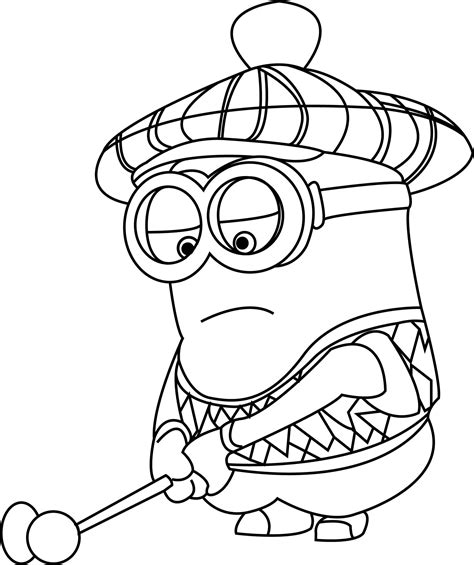 minion color pages free printable minion coloring pages printable coloring page