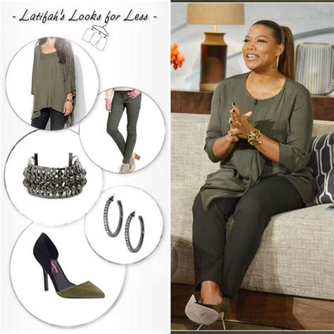 The Look For Less Liu by 123 Best Latifah Images On